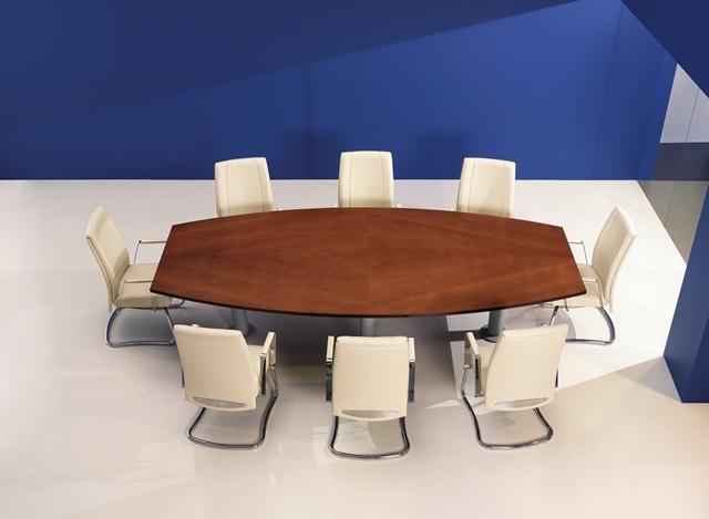 Mesas de Reunião Formas