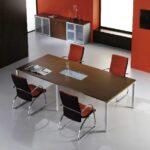 Mesa de reunião Better